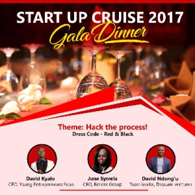 StartupCruise Annual Entreprenurs Gala Dinner