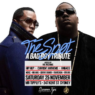 A Badboy Tribute - The Spot