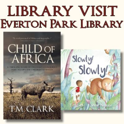 Everton Park Library Visit
