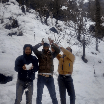 Hampta Pass Trekking Camp