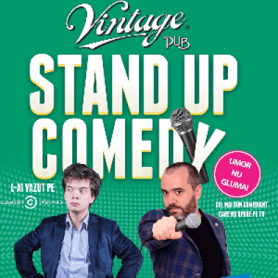 STAND-UP COMEDY SIBIU JOI 23 NOIEMBRIE 2017