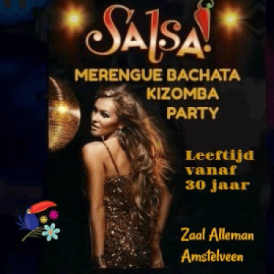 Salsa mix events
