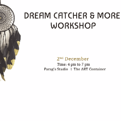 Dream Catcher n More Workshop