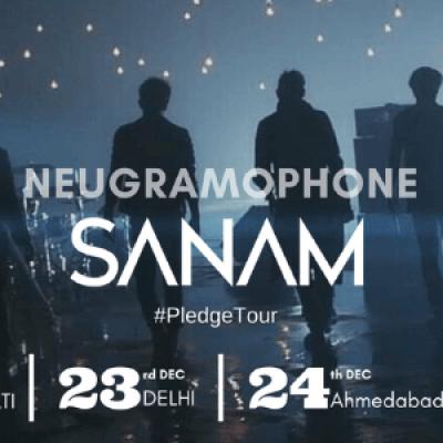 sanam concert