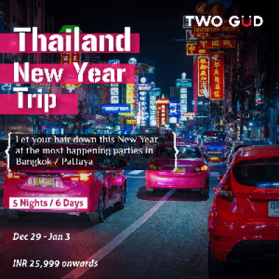 Thailand Party Trip - Christmas &amp New Year