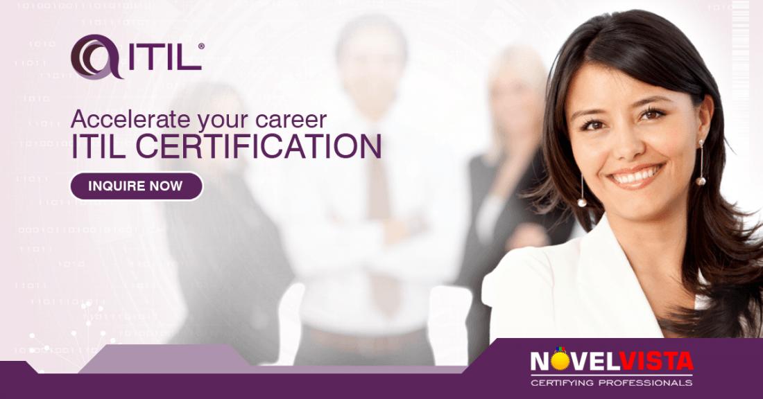 Itil Foundation Certification Training Major Processes Itil