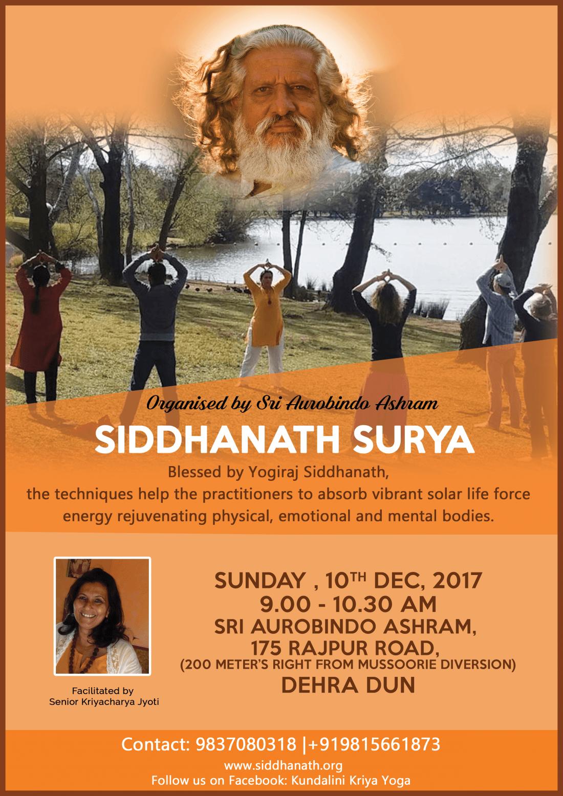 Siddhanath Surya