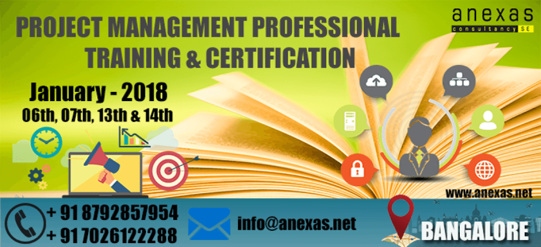 Project Management Professional Training In Bangalore Weekend Batch