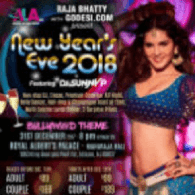 Royal Style New Year Eve Party 2018