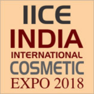 India International Cosmetic Expo 2018 in Greater Noida India