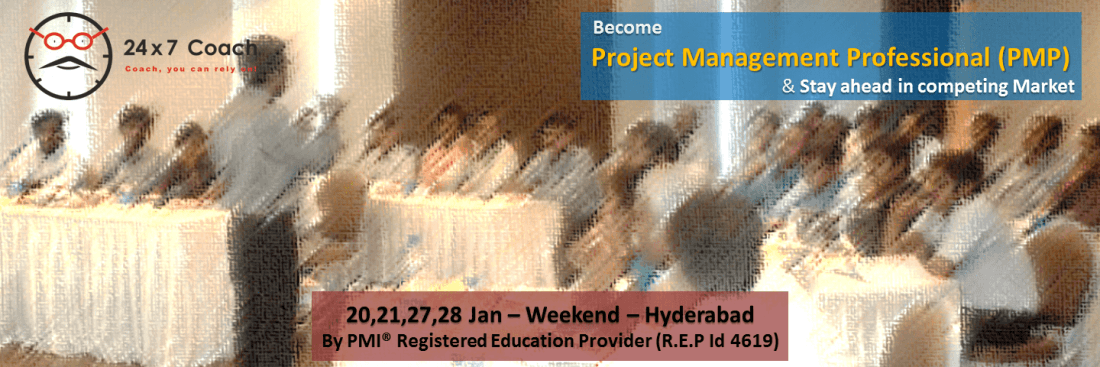 Pmp Certification Course In Hyderabad Jan 2018 Earn Your Pmp