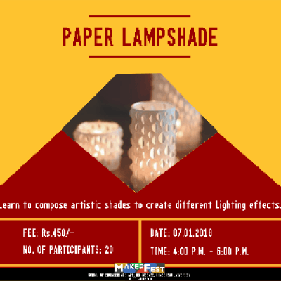 Making Paper Lampshades