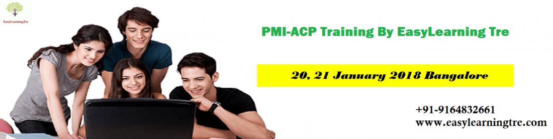 PMI-ACP Training in Bangalore
