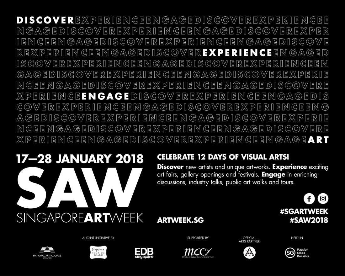 SINGAPORE ART WEEK 2018