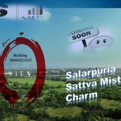 Salarpuria Sattva Misty Charm Bangalore