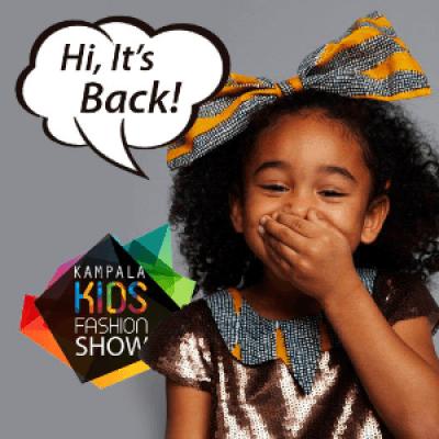 Kampala Kids Fashion Show Auditions