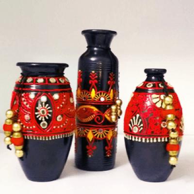 Ceramic Cone Painting Workshop