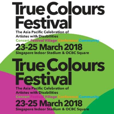 Catch True Colours Festival at the Singapore Indoor Stadium