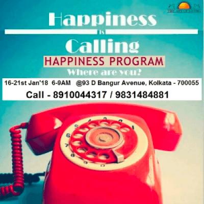 Happiness Festival  Program