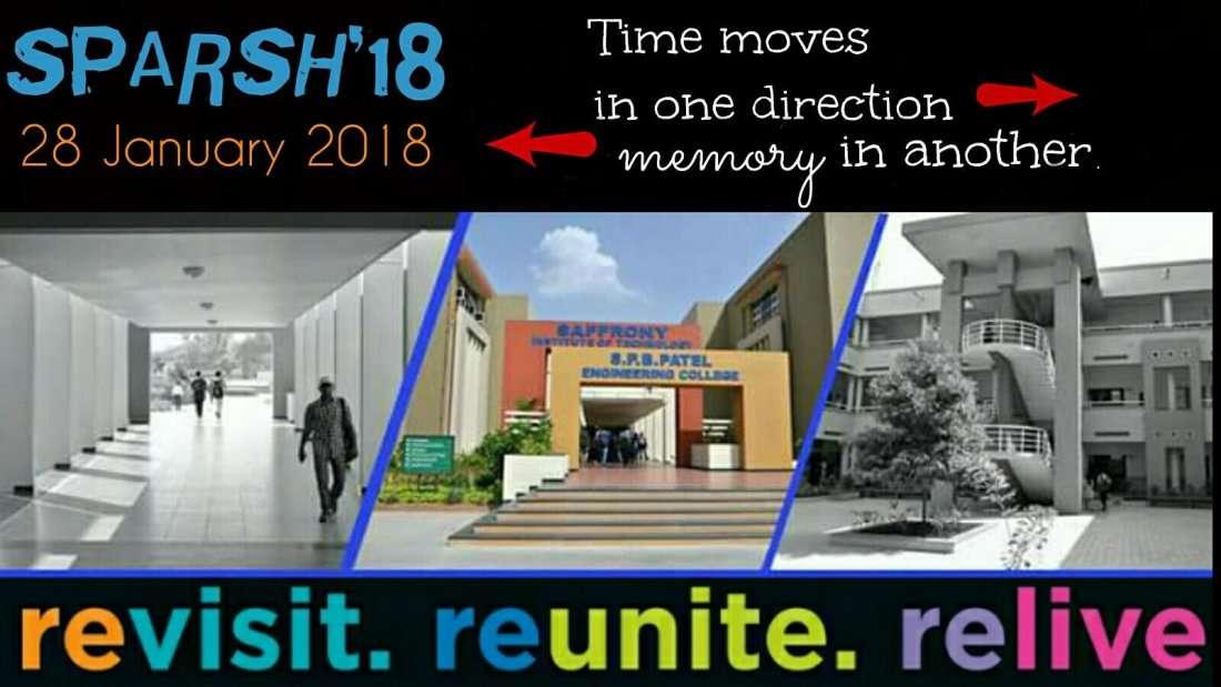 Sparsh18 - Saffronite Reunion