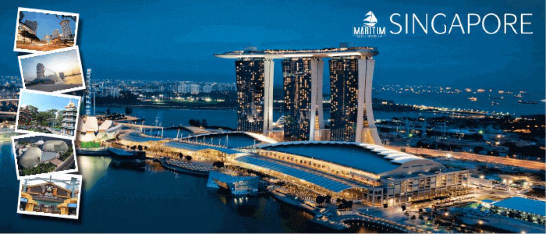 Paket Singapore 2 day 1 night
