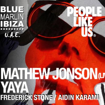 People Like Us Mathew Jonson (Live) and Yaya