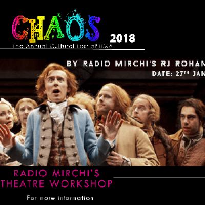 Radio Mirchis Theatre Workshop