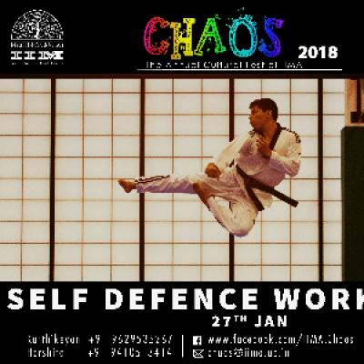 Self Defence Workshop - Be Your Own Bodyguard Workshop