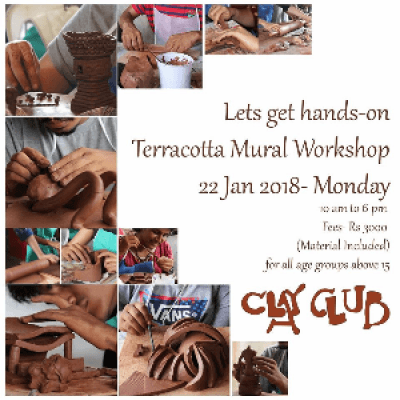 Terracotta Mural Workshop