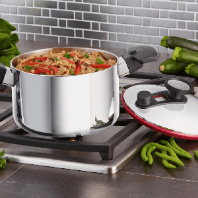 Change your cookware. Change your life.
