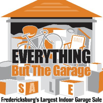 Everything but the Garage Fredericksburgs largest Garage Sale