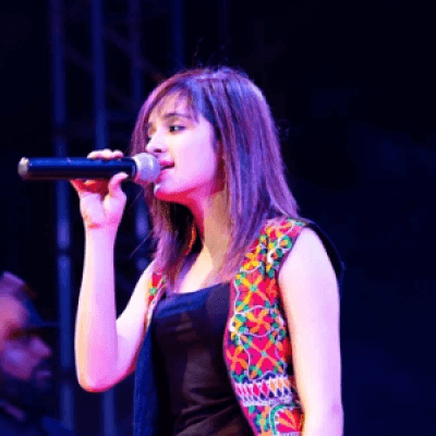 Shirley Setia - YouTube Sensation live IIMA Chaos