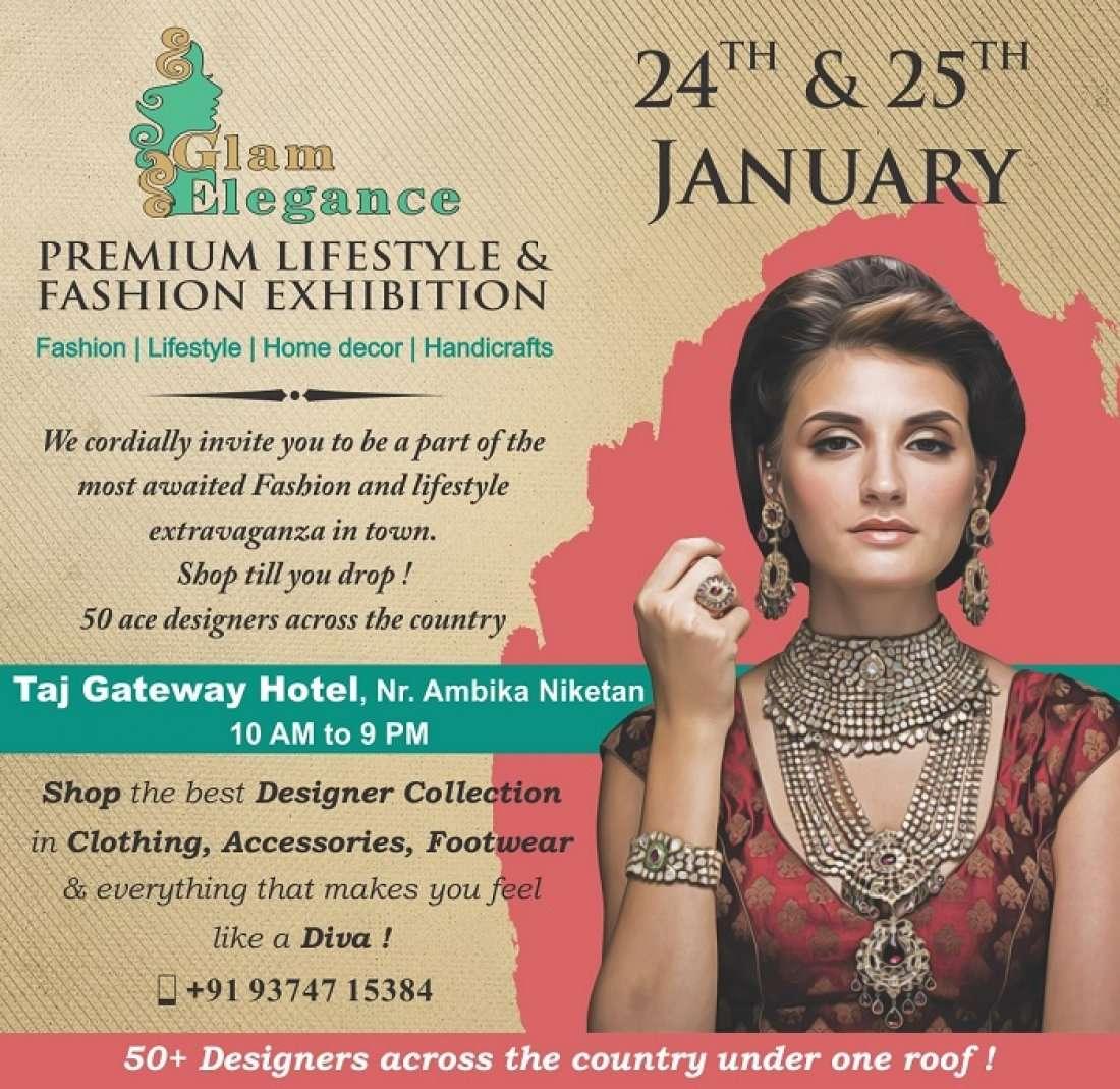Glam Elegance Premium Lifestyle Exhibition