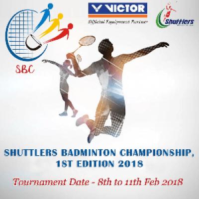 SBC - Shuttlers Badminton Championship