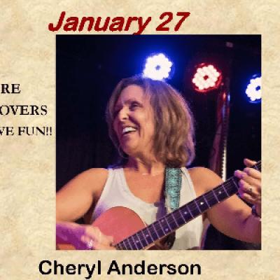 Cheryl Anderson at Aloma Bowl