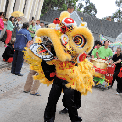 Chinese New Year at Sovereign Hill