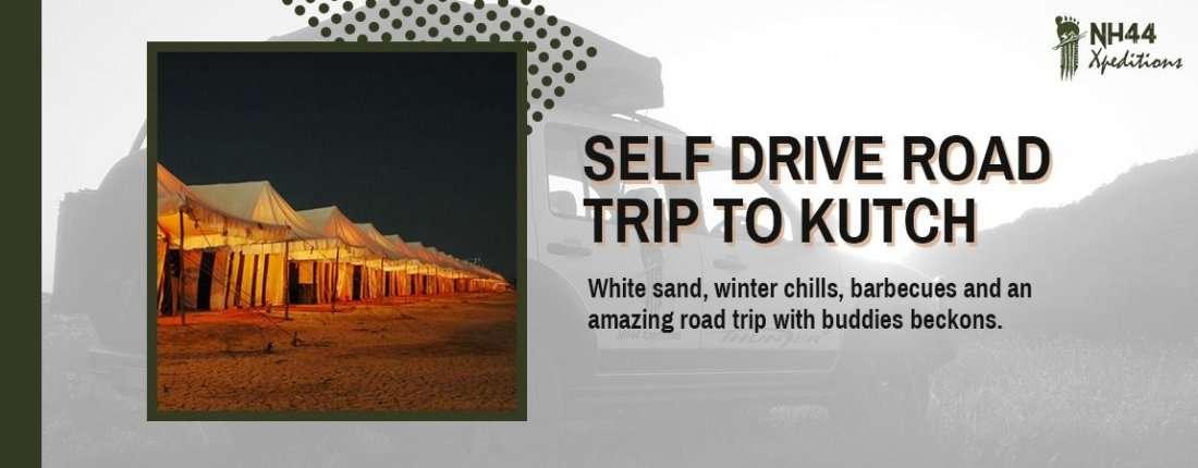 Self Drive Road Trip to Kutch