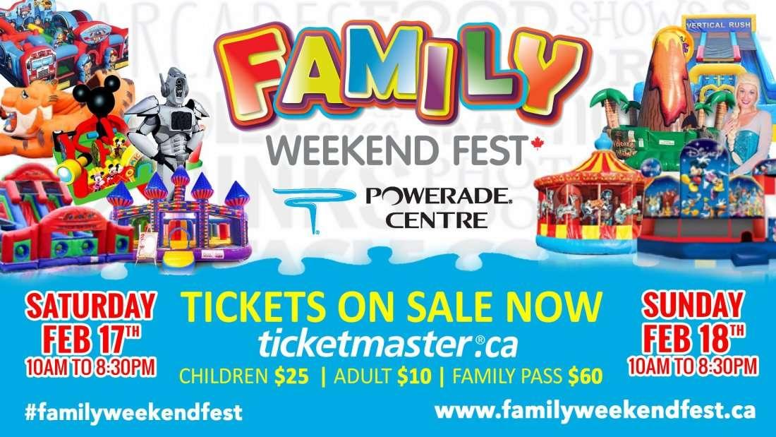 Family Weekend Fest