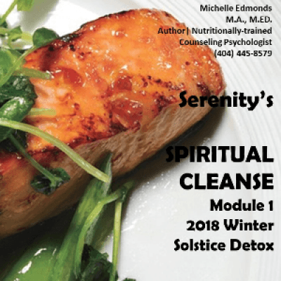 Serenitys Winter Solstice CLeanse