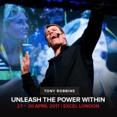 UPW London 2018 Tony Robbins Live  FREE BONUSES