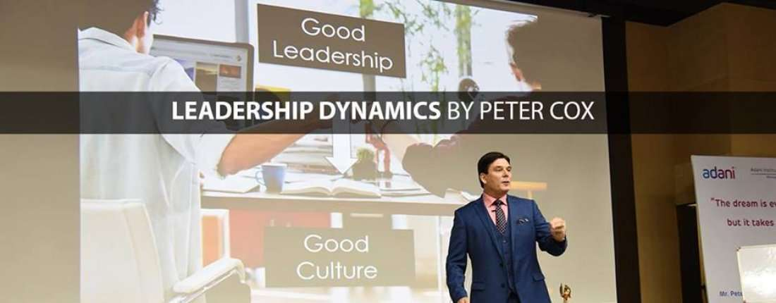 Leadership Dynamics by International Coach Mr. Peter Cox