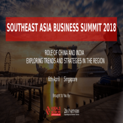 SOUTH EAST ASIA BUSINESS SUMMIT 2018 6th April Singapore