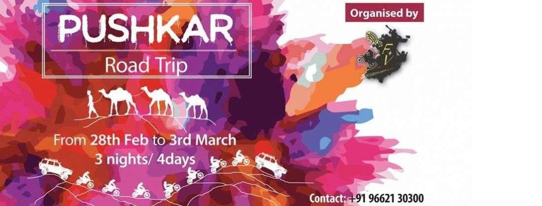 Pushkar Holi Roadtrip - 3N4D