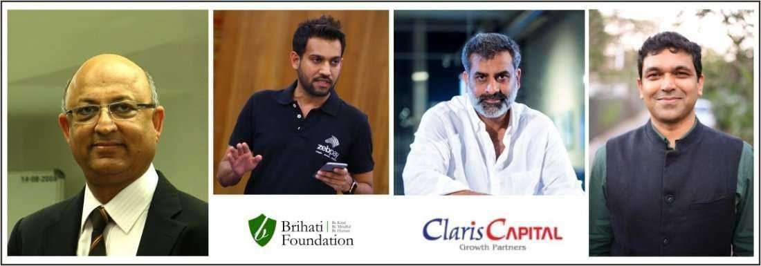 Power talkshow by Arjun Handa Sandeep Goenka Karthik Reddy & Sushil Handa at .Inc Conference 2018