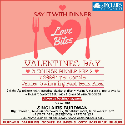 Valentine S Day Events In Burdwan Parties Activities For