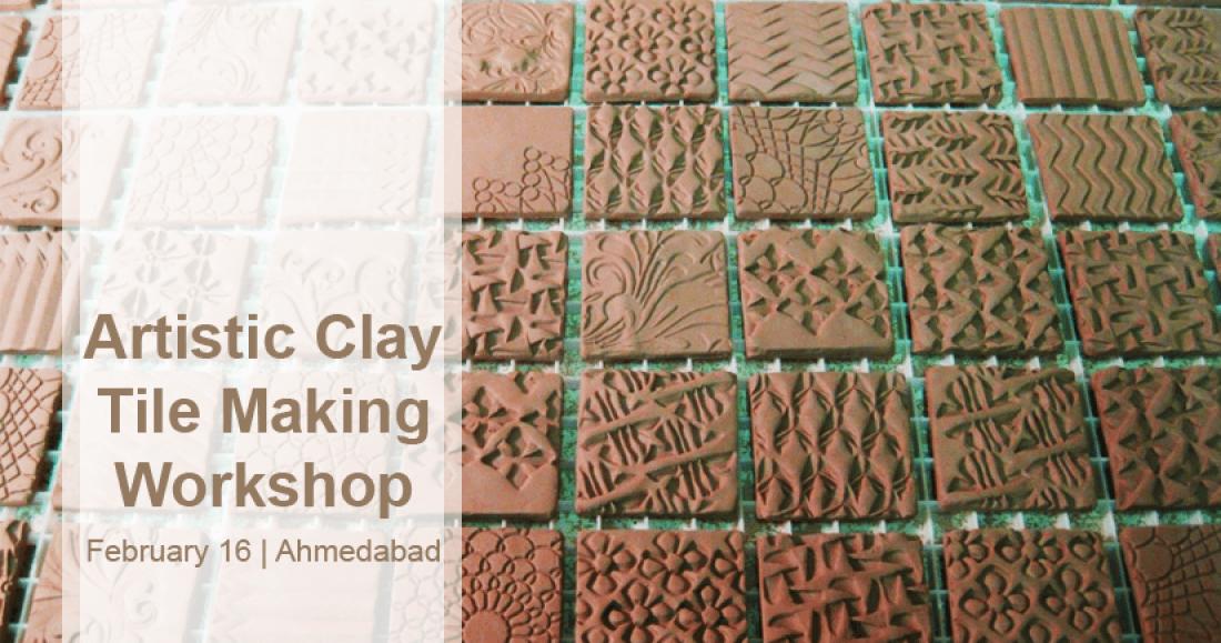 Artistic Clay Tile Making Workshop