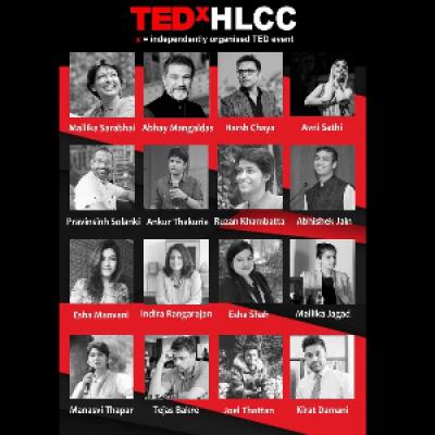 TEDx HLCC