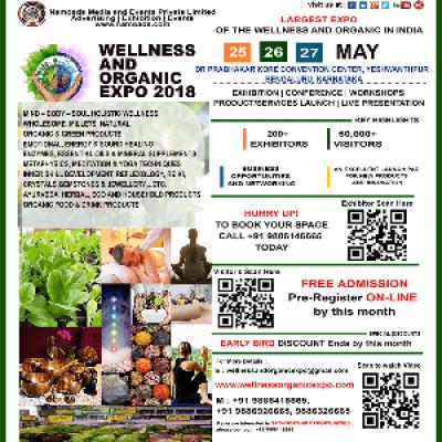 Wellness and organic expo