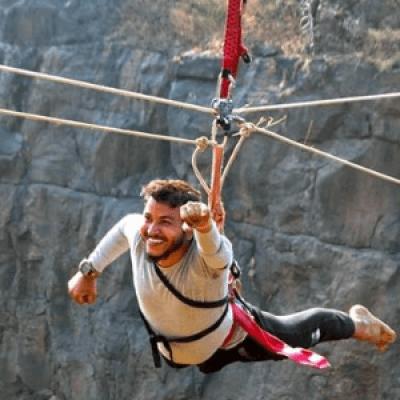 Hanging Tents - Sandhan Valley