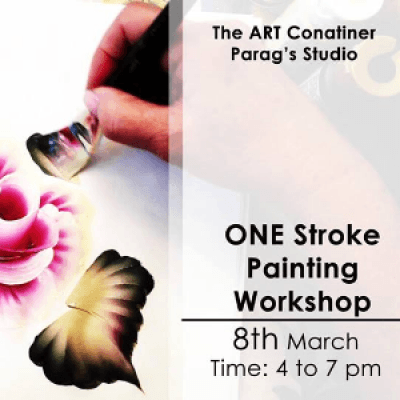 One Stroke Painting